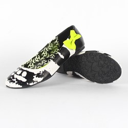 Iron Fist - Womens Misfits Skull Flat In Black