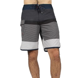 RVCA - Mens Commander Boardshorts In Pavement