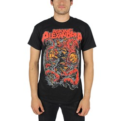 Asking Alexandria - Mens Kraken T-Shirt