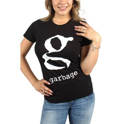 Garbage - Womens G-Logo T-Shirt