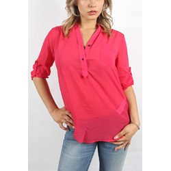 Iron Fist - Womens Spineless Blouse In Pink
