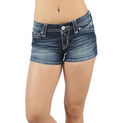 Rock Revival - Womens Sasha Shorts in H32 Denim
