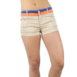 Double Zero - Womens Jen Shorts in Taupe