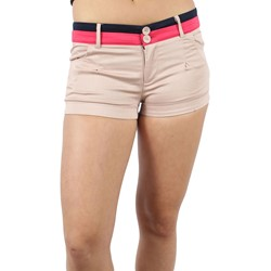 Double Zero - Womens Jen Shorts in Blush
