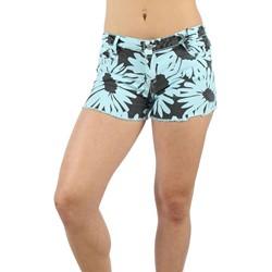 Bleulab - Womens 8-Pocket Reversible Shorts