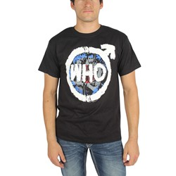 The Who - Mens Looking Out T-Shirt