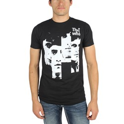The Who - Mens Sections T-Shirt