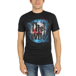 The Who - Mens Texture T-Shirt