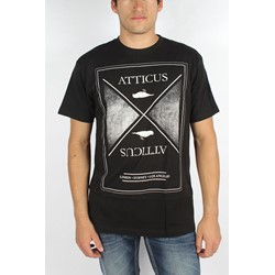 Atticus - Mens Iceland T-Shirt in Black