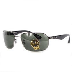 Ray-Ban - Mens Metal Sunglasses in Gunmetal
