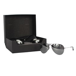 Ray-Ban - Mens Aviator Sunglasses in Gunmetal