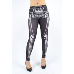 Iron Fist - Womens Wishbone Legging In Black