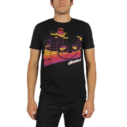 Deadmau5 - Mens Breakout Blocks Mens Slim Fit T-Shirt In Black