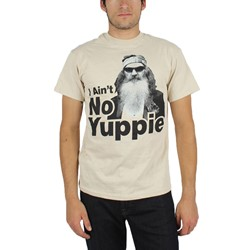 Duck Dynasty - Mens Phil Yuppie T-Shirt in Natural
