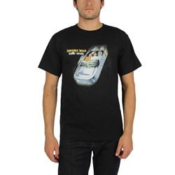 Beastie Boys - Mens Hello Nasty T-Shirt In Black