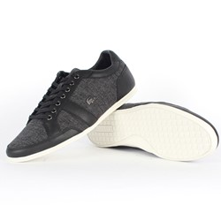 Lacoste - Mens Alisos 13 Shoes In Black