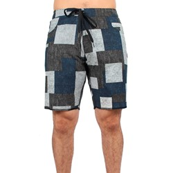 KR3W - Mens Break Board Shorts in Indigo