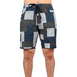 KR3W - Mens Break Board Shorts in Indigo
