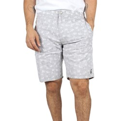 KR3W - Mens Trespass Shorts in Black