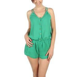 Double Zero - Womens Zoe Fashion Dress in Green