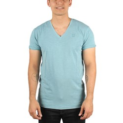 G-Star Raw - Mens Correct Raoul V-Neck T-Shirt Jisoe Jersey Overdye In Water
