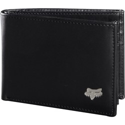 Fox - Men's Leather Bifold Wallet