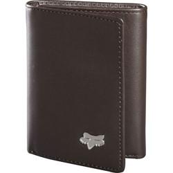 Fox - Men's Leather Trifold Wallet