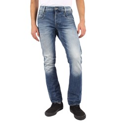 G-Star Raw - Mens New Radar Slim Nuke Denim In Medium Aged