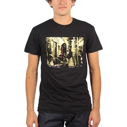 Kr3w - Mens Subway Premium T-Shirt in Black