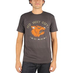Matix - Mens Mayhem T-Shirt in Black