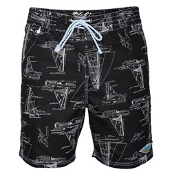 Hurley - Mens Harbor Walkshorts