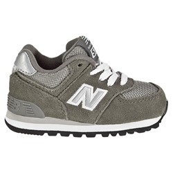 New Balance - unisex-baby 574 Infant Classic Shoes