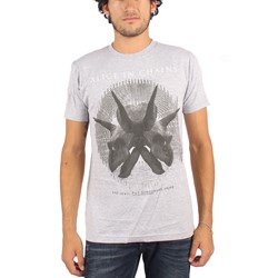 Alice In Chains - Mens Tar Pit T-Shirt in Gray