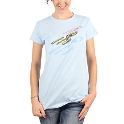 Star Trek - Retro Tri-Enterprise Juniors T-Shirt In White