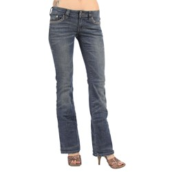 Affliction - Womens Jade Stone Jeans in Mustang Wash