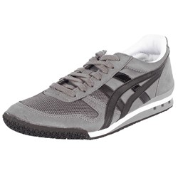 Asics - Mens Onitsuka Tiger Ultimate 81 Shoes In Charcoal/Black