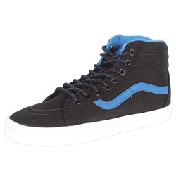 Vans - Unisex Sk8-Hi Lite Shoes In Black/Skyd