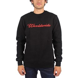 HUF - Mens Domestic Crewneck Sweater in Black