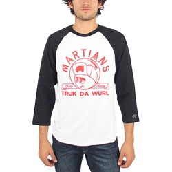 Trukfit - Mens Feelin' Spacey 3/4 Raglan in Black