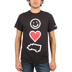 Trukfit - Mens Truk This T-Shirt in Black