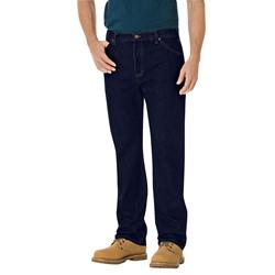 Dickies - Mens 14293 Regular Straight Fit 6-Pocket Jean