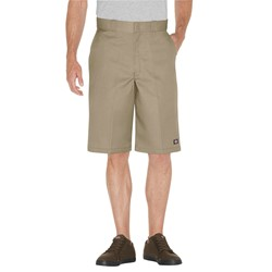 "Dickies - 42-274 13"" Flat Front Work Short"