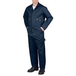 Dickies - Men's Cotton Twill Long Sleeve Coverall