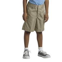 Dickies - 54-362 Boys Flat Front Short (Sizes 4 - 7)