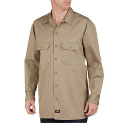 Dickies - 549 Long Sleeve Heavyweight Cotton Shirt