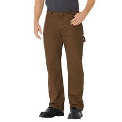 Dickies - Mens DU250 Relaxed Straight Fit Lightweight Duck Carpenter Jean