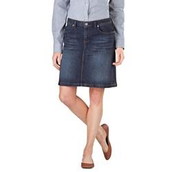 Dickies - Womens FK203 Denim Skirt