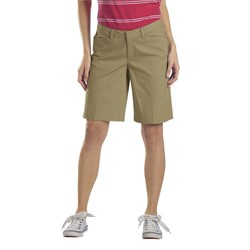 "Dickies - FR215 Women's 10"" Relaxed Stretch Twill Short"