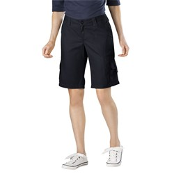 "Dickies - Womens 11"" Relaxed Fit Cotton Cargo Short"