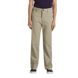 Dickies - Girls Stretch Straight Leg Pants